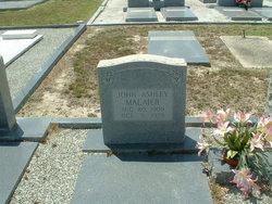 John Ashley Malaier