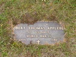 Robert Thomas Applebee