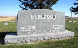 Mary Elizabeth <i>Fleming</i> Brubaker