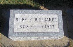 Ruby E Brubaker