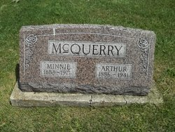 Minnie M <i>Groves</i> McQuerry