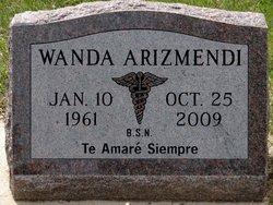 Wanda <i>Arizmendi</i> Baker