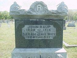 John Raub (Raup)