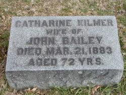 Catherine <i>Kilmer</i> Bailey