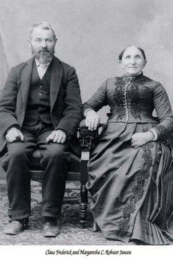Mrs Margaretha Dora <i>Rohwer</i> Jansen