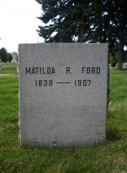 Matilda <i>Rasmusson</i> Ford