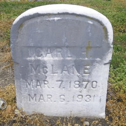 Carl H McLane