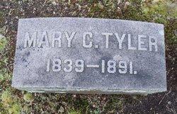 Mary Cushman <i>Ballou</i> Tyler