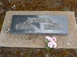 Anna Maria <i>Dorendorf</i> Baker