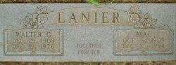 Mae Lanier