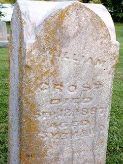William Cross