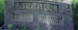 Lafayette Alcorn