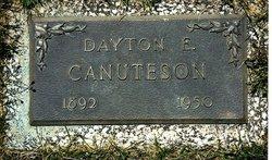 Dayton E Canuteson