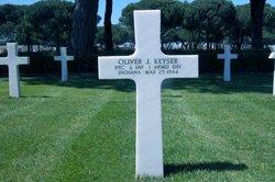 PFC Harvey Oliver Junior Keyser, Jr