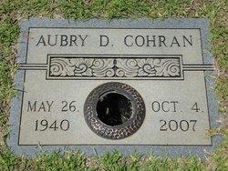 Aubry Douglas Cohran