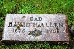 David H Allen