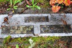 Charles Otis Charlie Baker