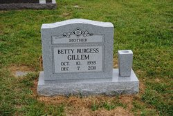Betty Lou <i>Burgess</i> Gillem