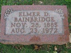 Elmer Darious Bainbridge