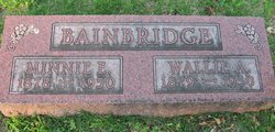 Wallie A. Bainbridge