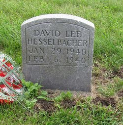 David Lee Hesselbacher