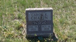 Carol King Chapin