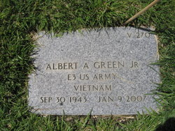 Albert A Green, Jr