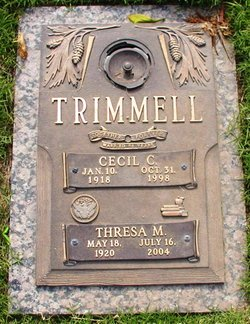 Cecil Clayton Trimmell