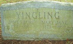 Mary Jane <i>Thompson</i> Yingling