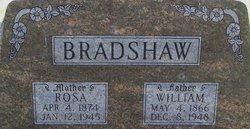 Clara Rosa <i>Vale</i> Bradshaw