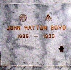 John Hatton Boyd