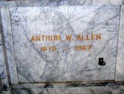 Arthur W Allen
