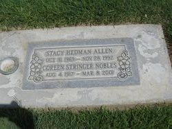 Stacy Marie <i>Hedman</i> Allen