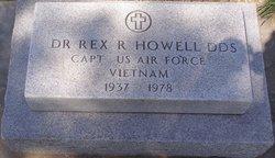 Dr Rex Roderick Howell