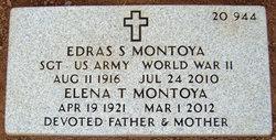 Sgt Edras S Montoya