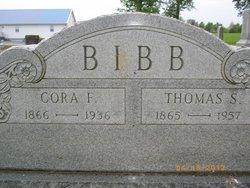 Cora F Bibb