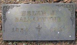 Helen <i>Jennings</i> Ballantyne