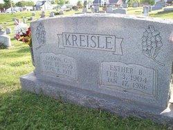 Esther Belle <i>Mosbey</i> Kreisle