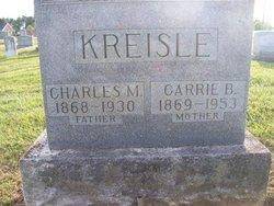 Caroline Barbara Carrie <i>Sandleben</i> Kreisle