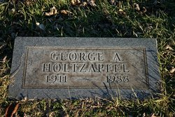 George Albert Holtzapfel