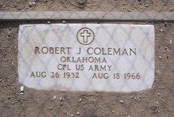Robert J Coleman