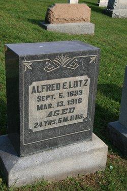 Alfred E Lutz