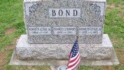 Frances Jane <i>Bowers</i> Bond