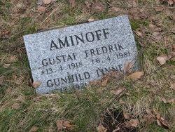 Gustaf Fredrik Aminoff