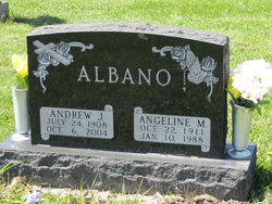 Angeline Marie Ange <i>Volpi</i> Albano