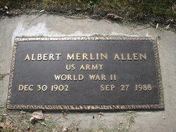 Albert Merlin Allen