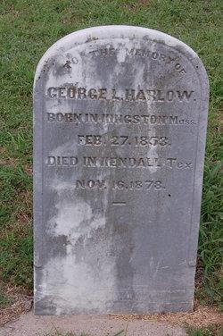 George L. Harlow