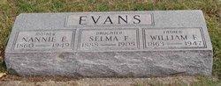 Selma F Evans