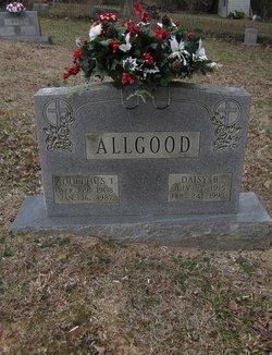 Adolphus T Allgood