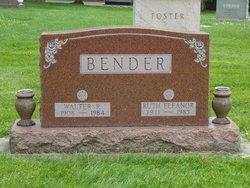 Walter Rosencrans Bender